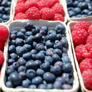 raspberries-blueberries